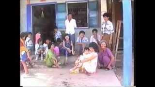 Tết Chợ Bến Dừa 1992, Múa Lân Đốt Pháo, Trà Cú Trà Vinh [ Ký Ức Xưa ]