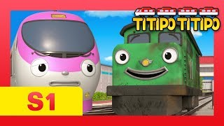 TITIPO S1 EP22 l Diesel puts prank on Genie over and over?! l TITIPO TITIPO