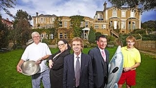 Channel 4 - The Hotel | Series 2 Episode 1 | The Grosvenor Hotel Torquay 2012