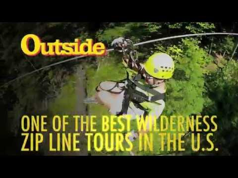 Join Us in the Trees at ArborTrek Canopy Adventures at Smuggler Notch / Stowe, VT