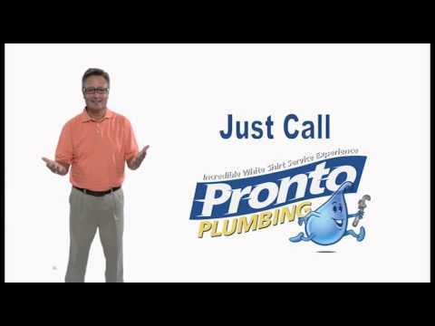 Pronto Plumbing Buddy List Commercial