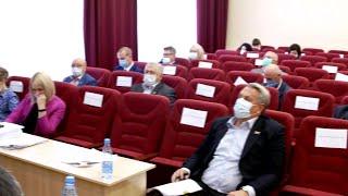 Первое заседание осенней сессии Думы округа