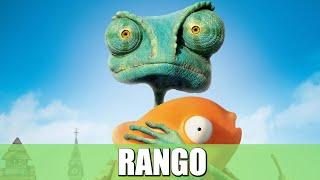 RANGO | RESEÑA (NADIE PUEDE ESCAPAR DE SU PROPIA HISTORIA)
