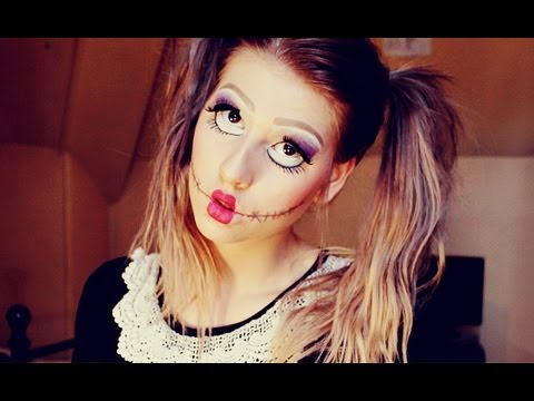 Super Beauty for you: Halloween make-up #ZB38