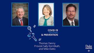 COVID-19 Testing & Prevention video