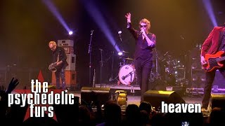 "The Psychedelic Furs - ""Heaven"" live 07/13/19  Franklin Music Hall Philadelphia, PA"