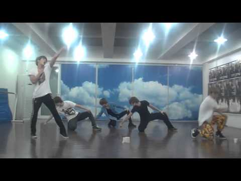 SHINee - Sherlock mirrored Dance Practice