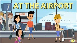 At the Airport Conversation