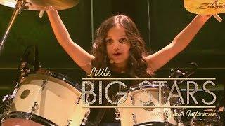 Hard Rock ist ihr Leben (Eduarda) | Little Big Stars mit Thomas Gottschalk | SAT.1