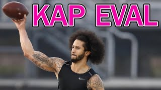 An In-Depth Analysis of the Colin Kaepernick Workout