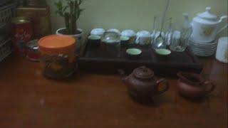 Bonsai.Khó ngủ& Một chút kiến thức về Văn Hoá Trà