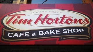 Tim Hortons employee quits over shrinking pay