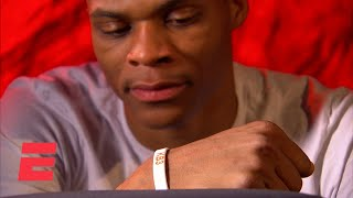 How Russell Westbrook honors his late best friend during every game (2012)   ESPN Archive