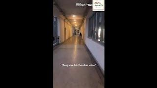 Thính từ ký túc xá, ai bảo ở ký túc xá không vuiii | Anna LaLa TV