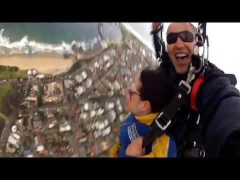 Botts Skydiving in Wollongong May 13