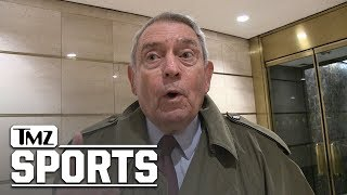 Dan Rather Says NY Giants Are Garbage, But I Love Eli Manning! | TMZ Sports