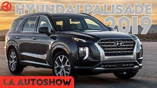 Hyundai Palisade 2019: El nuevo buque insignia de la marca en el Salón de Los Ángeles