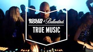 Chris Liebing Boiler Room & Ballantine's True Music Russia DJ Set