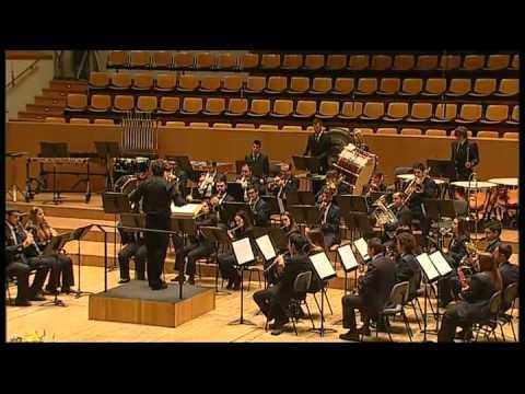 Agrupación Musical Benicalap de  Valencia. XXXVIII Certamen Provincial de Bandas de Valencia