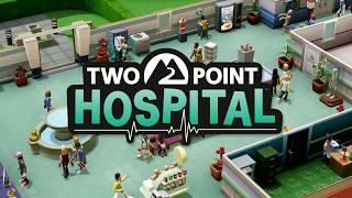 Two Point Hospital - Sandbox: Freeplay Trailer