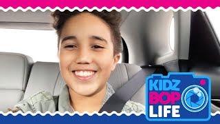 KIDZ BOP Life: Vlog # 15 - Isaiah takes on The iHeart Radio Music Awards
