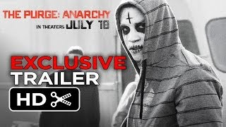 The Purge: Anarchy EXCLUSIVE Trailer – Horror Movie 2014