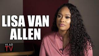 Lisa Van Allen on Meeting R. Kelly at 17 on