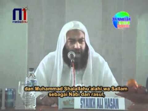 Syaikh Ali Hasan - Manhaj Dakwah Para Nabi 3/9