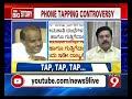 BY Vijayendra lashes out at HD Kumaraswamy - NEWS9