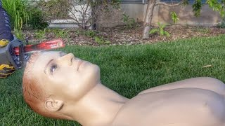 What's inside a Mannequin?