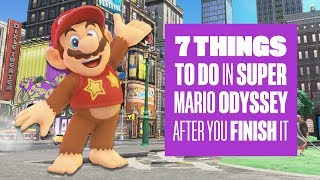 How to make Mario Odyssey WAY Too Easy - WULFF DEN