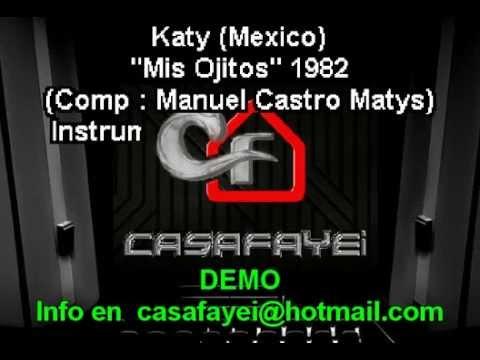 Katy - Mis Ojitos Karaoke DEMO