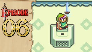 The Legend of Zelda: A Link to the Past - Episode 06 | The Master Sword