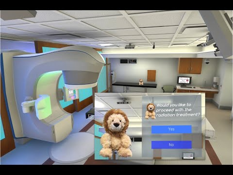 """Reimagine Well """"Experiential Education"""" enables patients to experience treatments and procedures virtually, lowering anxiety and the need for sedation."""