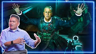 Police Officer REACTS to the London Mission from Call of Duty: Modern Warfare | Experts React