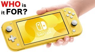 SHOULD YOU BUY?|Nintendo Switch Lite