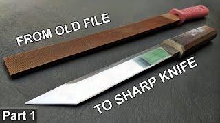 De lima vieja a cuchillo [PARTE 1/2]