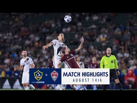 LA Galaxy vs Colorado Rapids