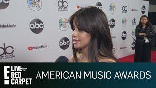 Camila Cabello Super Surprised By 4 AMAs Wins   E! Red Carpet & Live Events