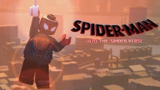 LEGO Spider-Man into the Spider verse Ending Scene