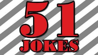 51 Jokes (in Four Minutes)