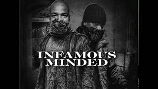 Big Twins - Infamous Minded ft. Rigz [prod by Chup]