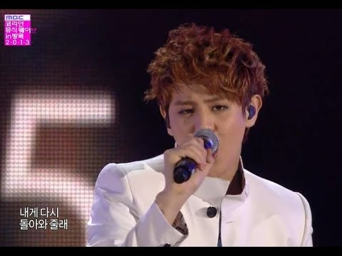 【TVPP】BEAST - Shock + Beautiful Night, 비스트 - 쇼크 + 아름다운 밤이야 @ 2013 Korean Music Wave in Bangkok