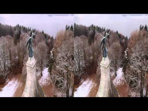 3D HFR 48fps Testflug