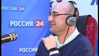 На ГТРК «Иртыш» состоялся первый эфир радиопроекта «Классный чат»