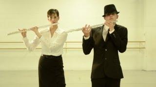Flute & Tie - thumb