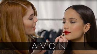 Holiday Party Makeup Tutorial with Lauren Andersen