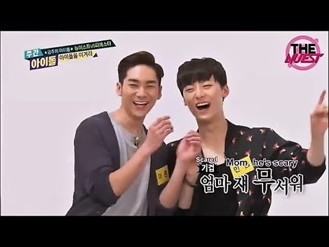 NU'EST FUNNY AND CUTE MOMENTS [PART 4]
