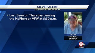 Silver Alert issued for missing 65-year-old Kansas woman