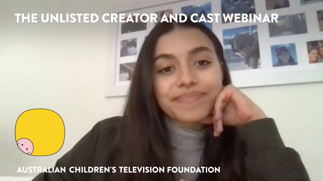 The Unlisted Creator and Cast Q&A Webinar